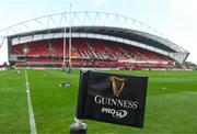 9 September 2017; A general view of Thomond Park prior to the Guinness PRO14 Round 2 match between Munster and Cheetahs at Thomond Park in Limerick. Photo by Diarmuid Greene/Sportsfile