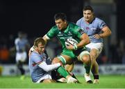 9 September 2017; Quinn Roux of Connacht is tackled by Rudi van Rooyen of Southern Kings during the Guinness PRO14 Round 2 match between Connacht and Southern Kings at The Sportsground in Galway. Photo by Seb Daly/Sportsfile