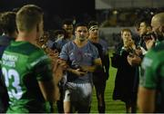 9 September 2017; Southern Kings captain Michael Willemse leads his team from the field following their defeat during the Guinness PRO14 Round 2 match between Connacht and Southern Kings at The Sportsground in Galway. Photo by Seb Daly/Sportsfile