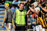 9 September 2017; Kilkenny manager Eddie Brennan before the Bord Gáis Energy GAA Hurling All-Ireland U21 Championship Final match between Kilkenny and Limerick at Semple Stadium in Thurles, Co Tipperary. Photo by Piaras Ó Mídheach/Sportsfile