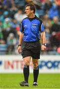 9 September 2017; Referee Paud O'Dwyer during the Bord Gáis Energy GAA Hurling All-Ireland U21 Championship Final match between Kilkenny and Limerick at Semple Stadium in Thurles, Co Tipperary. Photo by Brendan Moran/Sportsfile