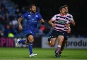 8 September 2017; Isa Nacewa of Leinster during the Guinness PRO14 Round 2 match between Leinster and Cardiff Blues at the RDS Arena in Dublin. Photo by Ramsey Cardy/Sportsfile