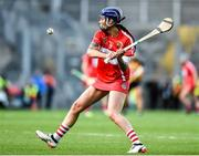 10 September 2017; Ashling Thompson of Cork during the Liberty Insurance All-Ireland Senior Camogie Camogie Final match between Cork and Kilkenny at Croke Park in Dublin. Photo by Matt Browne/Sportsfile