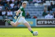 17 June 2012; Alan Mulhall, Offaly. Leinster GAA Football Senior Championship Quarter-Final, Offaly v Kildare, O'Moore Park, Portlaoise, Co. Laois. Picture credit: Matt Browne / SPORTSFILE
