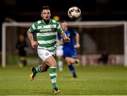 8 September 2017; Brandon Miele of Shamrock Rovers during the Irish Daily Mail FAI Cup Quarter-Final match between Bluebell United and Shamrock Rovers at Tallaght Stadium in Tallaght, Dublin. Photo by Matt Browne/Sportsfile