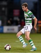 8 September 2017; Cameron King of Shamrock Rovers during the Irish Daily Mail FAI Cup Quarter-Final match between Bluebell United and Shamrock Rovers at Tallaght Stadium in Tallaght, Dublin. Photo by Matt Browne/Sportsfile