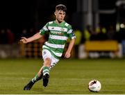 8 September 2017; Aaron Bolger of Shamrock Rovers during the Irish Daily Mail FAI Cup Quarter-Final match between Bluebell United and Shamrock Rovers at Tallaght Stadium in Tallaght, Dublin. Photo by Matt Browne/Sportsfile