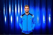 11 September 2017; Jonny Cooper of Dublin poses for a portrait following a press conference in Parnell Park ahead of their GAA Football All-Ireland Senior Championship Final against Mayo. Photo by Ramsey Cardy/Sportsfile