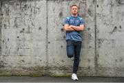11 September 2017; Ciaran Kilkenny of Dublin poses for a portrait following a press conference in Parnell Park ahead of their GAA Football All-Ireland Senior Championship Final against Mayo. Photo by Ramsey Cardy/Sportsfile