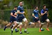 11 September 2017; Leinster's Jack Conan during squad training at UCD in Dublin. Photo by Ramsey Cardy/Sportsfile
