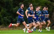 11 September 2017; Leinster's Jamison Gibson-Park during squad training at UCD in Dublin. Photo by Ramsey Cardy/Sportsfile