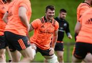 11 September 2017; Peter O'Mahony of Munster during Munster Rugby squad training at the University of Limerick in Limerick. Photo by Diarmuid Greene/Sportsfile