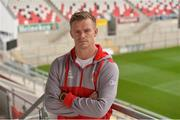 12 September 2017; Ulster assistant coach Dwayne Peel after a press conference at Kingspan Stadium in Belfast. Photo by Oliver McVeigh/Sportsfile