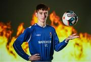 13 September 2017; John Martin of Waterford IT in attendance during the Rustlers FAI Colleges and Universities launch at the FAI HQ in Abbotstown, Dublin. Photo by Cody Glenn/Sportsfile