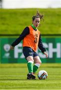 15 September 2017; Roma McLaughlin of Republic of Ireland during a squad training session at the FAI National Training Centre in Abbotstown, Dublin.  Photo by Seb Daly/Sportsfile