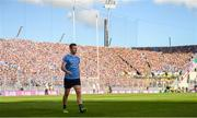 17 September 2017; Jack McCaffrey of Dublin leaves the field during the GAA Football All-Ireland Senior Championship Final match between Dublin and Mayo at Croke Park in Dublin. Photo by Seb Daly/Sportsfile