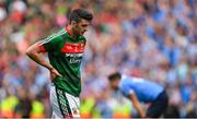 17 September 2017; A dejected Brendan Harrison of Mayo after the GAA Football All-Ireland Senior Championship Final match between Dublin and Mayo at Croke Park in Dublin. Photo by Brendan Moran/Sportsfile