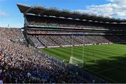 17 September 2017; A general view of Croke Park as Lee Keegan of Mayo scores his side's goal during the GAA Football All-Ireland Senior Championship Final match between Dublin and Mayo at Croke Park in Dublin. Photo by Stephen McCarthy/Sportsfile