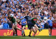 17 September 2017; Stephen Cluxton of Dublin during the GAA Football All-Ireland Senior Championship Final match between Dublin and Mayo at Croke Park in Dublin. Photo by Stephen McCarthy/Sportsfile