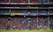 17 September 2017; Dean Rock of Dublin scores the winning point during the GAA Football All-Ireland Senior Championship Final match between Dublin and Mayo at Croke Park in Dublin. Photo by Sam Barnes/Sportsfile