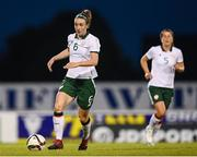 19 September 2017; Karen Duggan of the Republic of Ireland during the 2019 FIFA Women's World Cup Qualifier Group 3 match between Northern Ireland and Republic of Ireland at Mourneview Park in Lurgan, Co Armagh. Photo by Stephen McCarthy/Sportsfile