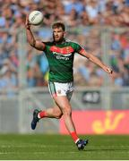 17 September 2017; Aidan O'Shea of Mayo during the GAA Football All-Ireland Senior Championship Final match between Dublin and Mayo at Croke Park in Dublin. Photo by Piaras Ó Mídheach/Sportsfile