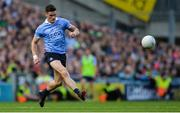 17 September 2017; Diarmuid Connolly of Dublin during the GAA Football All-Ireland Senior Championship Final match between Dublin and Mayo at Croke Park in Dublin. Photo by Piaras Ó Mídheach/Sportsfile