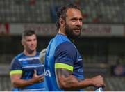 21 September 2017; Isa Nacewa of Leinster during the Leinster captain's run at Toyota Stadium in Bloemfontein, South Africa.Photo by Frikkie Kapp/Sportsfile