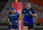 21 September 2017; Cian Healy of Leinster during the Leinster captain's run at Toyota Stadium in Bloemfontein, South Africa. Photo by Frikkie Kapp/Sportsfile