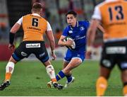 22 September 2017; Joey Carbery of Leinster in action against Paul Schoeman of the Cheetahs during the Guinness PRO14 Round 4 match between Cheetahs and Leinster at Toyota Stadium in Bloemfontein. Photo by Johan Pretorius/Sportsfile