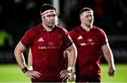 22 September 2017; Billy Holland of Munster dejected after the Guinness PRO14 Round 4 match between Glasgow Warriors and Munster at Scotstoun Stadium in Glasgow. Photo by Rob Casey/Sportsfile