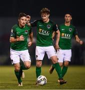22 September 2017; Gearóid Morrissey of Cork City during the SSE Airtricity League Premier Division match between Limerick FC and Cork City at Markets Fields in Limerick. Photo by Stephen McCarthy/Sportsfile