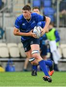 23 September 2017; Fionn Gilbert of Leinster during the under18 clubs interprovincial match between Leinster and Munster at Donnybrook Stadium in Dublin. Photo by Ramsey Cardy/Sportsfile