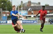23 September 2017; Karl Martin of Leinster during the under18 clubs interprovincial match between Leinster and Munster at Donnybrook Stadium in Dublin. Photo by Ramsey Cardy/Sportsfile
