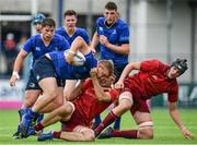 23 September 2017; Charlie Ward of Leinster during the under 18 clubs interprovincial match between Leinster and Munster at Donnybrook Stadium in Dublin. Photo by Ramsey Cardy/Sportsfile