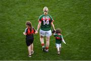24 September 2017; Cora Staunton of Mayo following the TG4 Ladies Football All-Ireland Senior Championship Final match between Dublin and Mayo at Croke Park in Dublin. Photo by Stephen McCarthy/Sportsfile
