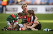 24 September 2017; Cora Staunton of Mayo following the TG4 Ladies Football All-Ireland Senior Championship Final match between Dublin and Mayo at Croke Park in Dublin. Photo by Cody Glenn/Sportsfile