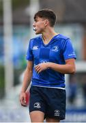 23 September 2017; Max O'Reilly of Leinster during the under 18 schools interprovincial match between Leinster and Ulster at Donnybrook Stadium in Dublin. Photo by Ramsey Cardy/Sportsfile