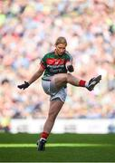 24 September 2017; Cora Staunton of Mayo during the TG4 Ladies Football All-Ireland Senior Championship Final match between Dublin and Mayo at Croke Park in Dublin. Photo by Cody Glenn/Sportsfile