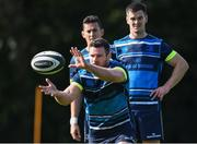 25 September 2017; Fergus McFadden of Leinster during squad training at UCD, Belfield, in Dublin. Photo by David Fitzgerald/Sportsfile