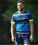 25 September 2017; Jamison Gibson-Park of Leinster during squad training at UCD, Belfield, in Dublin. Photo by David Fitzgerald/Sportsfile