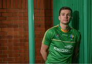 27 September 2017; In attendance at the announcement of EirGrid as team sponsor for the International Rules side that will travel to Australia over the two-test series in November is Ireland International Rules player Conor McKenna. EirGrid is a state-owned company that operates the national grid in Ireland. EirGrid's task is to deliver a safe, secure and reliable supply of electricity now, and in the future Photo by Sam Barnes/Sportsfile