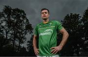 27 September 2017; In attendance at the announcement of EirGrid as team sponsor for the International Rules side that will travel to Australia over the two-test series in November is Ireland International Rules player Conor McKenna. EirGrid is a state-owned company that operates the national grid in Ireland. EirGrid's task is to deliver a safe, secure and reliable supply of electricity now, and in the future. Photo by Sam Barnes/Sportsfile