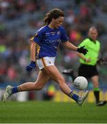 24 September 2017; Gillian O'Brien of Tipperary during the TG4 Ladies Football All-Ireland Intermediate Championship Final match between Tipperary and Tyrone at Croke Park in Dublin. Photo by Brendan Moran/Sportsfile