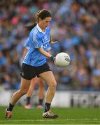 24 September 2017; Sinéad Aherne of Dublin during the TG4 Ladies Football All-Ireland Senior Championship Final match between Dublin and Mayo at Croke Park in Dublin. Photo by Brendan Moran/Sportsfile