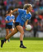 24 September 2017; Nicole Owens of Dublin during the TG4 Ladies Football All-Ireland Senior Championship Final match between Dublin and Mayo at Croke Park in Dublin. Photo by Brendan Moran/Sportsfile