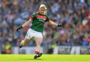 24 September 2017; Cora Staunton of Mayo during the TG4 Ladies Football All-Ireland Senior Championship Final match between Dublin and Mayo at Croke Park in Dublin. Photo by Brendan Moran/Sportsfile