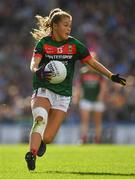 24 September 2017; Sarah Rowe of Mayo during the TG4 Ladies Football All-Ireland Senior Championship Final match between Dublin and Mayo at Croke Park in Dublin. Photo by Brendan Moran/Sportsfile