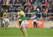 1 October 2017; Ciaran Slevin of Kilcormac-Killoughey during the Offaly County Senior Hurling Championship Final match between St Rynagh's and Kilcormac-Killoughey at Bord na Móna Park in Tullamore, Co. Offaly. Photo by Matt Browne/Sportsfile