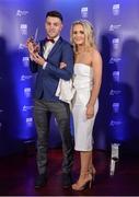 2 October 2017; Kilkenny's Darren Brennan and Chloe Purcell at the Bord Gáis Energy Team of the Year Awards in Croke Park. Photo by Piaras Ó Mídheach/Sportsfile